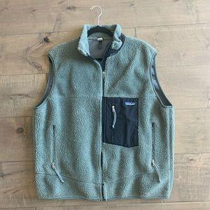 Men's Patagonia Fleece Vest